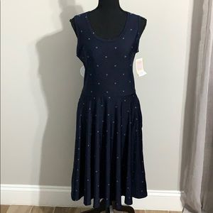 NWT Lularoe Nicki dress with pockets